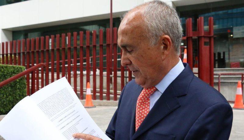 Pedro Ferriz de Con, aspirante a la Presidencia