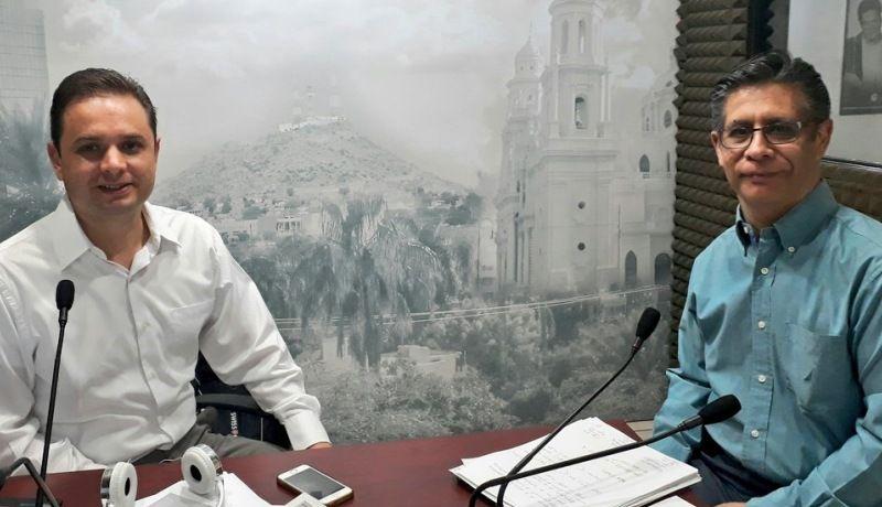 Guillermo Ornelas, director regional de Inegi