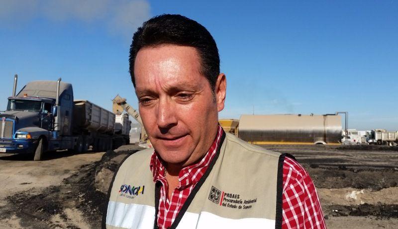 Óscar Andrade Padrés, titular de Proaes