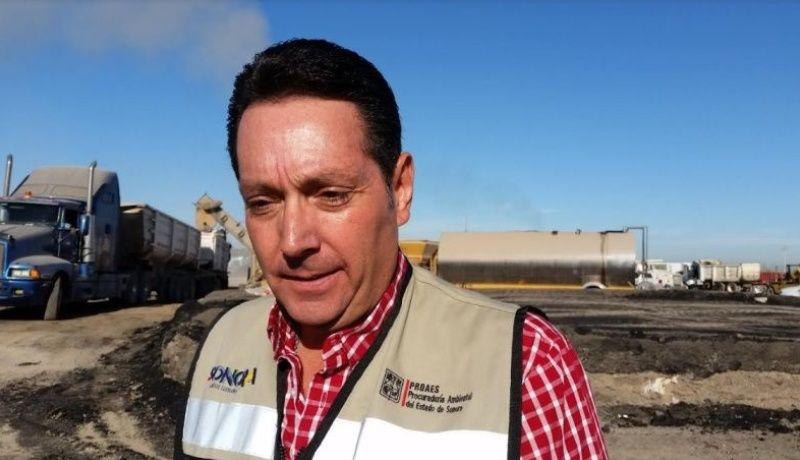 Óscar Andrade Padrés, Procurador Ambiental