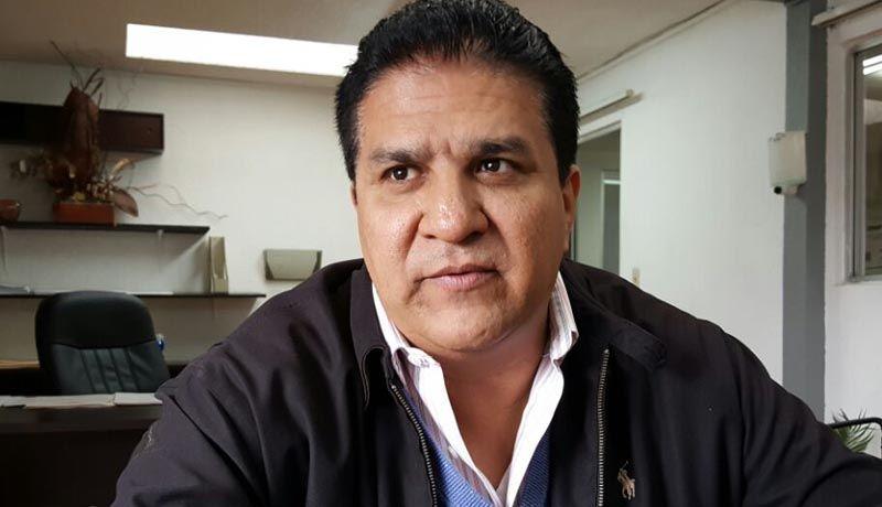 Javier Salas, director de Vialidad y Transporte