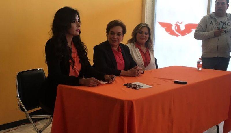María Dolores del Río, Movimiento Ciudadano