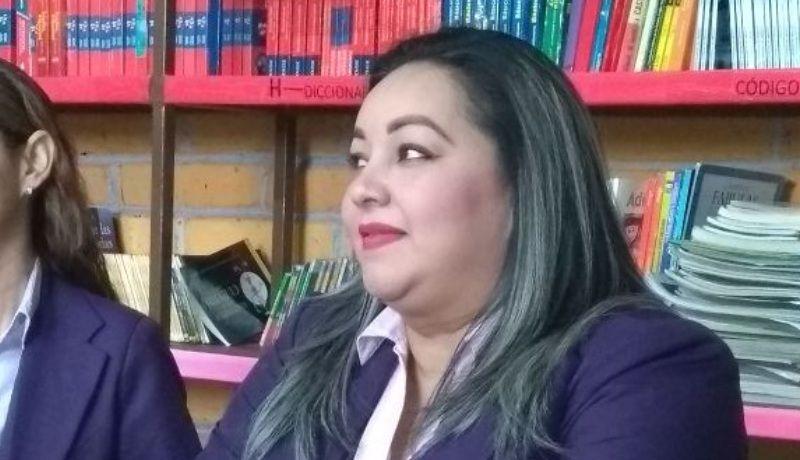 Rocío Romero, Profesora