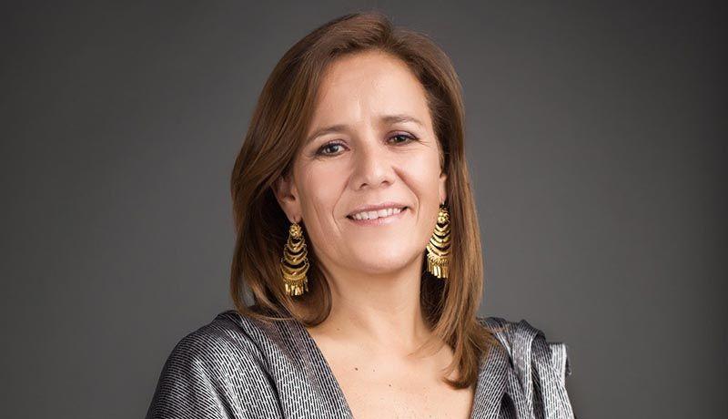 Margarita Zavala, aspirante presidencial