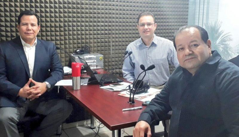 Andrés Montoya y Guillermo Noriega