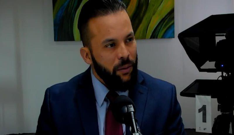 Álvaro González, abogado penalista