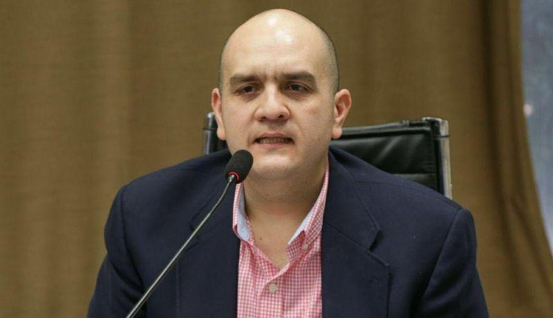 Manuel Emilio Hoyos, Observ. por la Seguridad