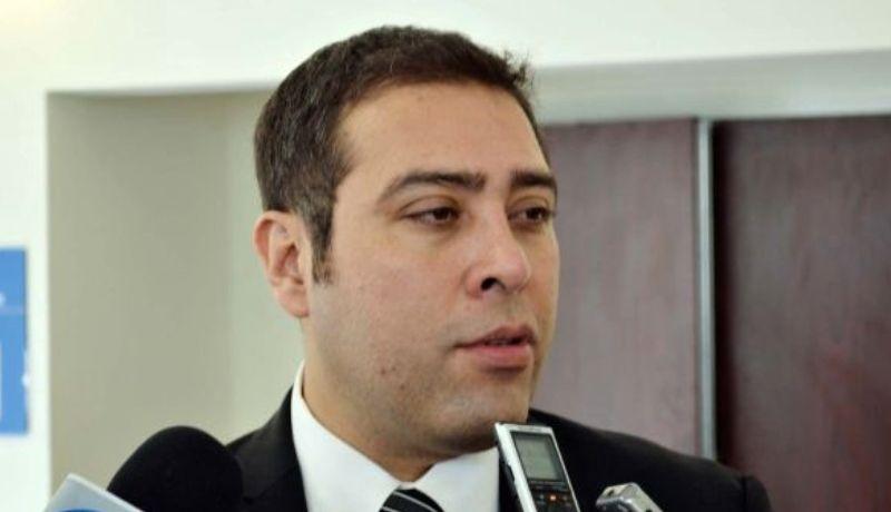 Cuauhtémoc Galindo; alcalde de Nogales