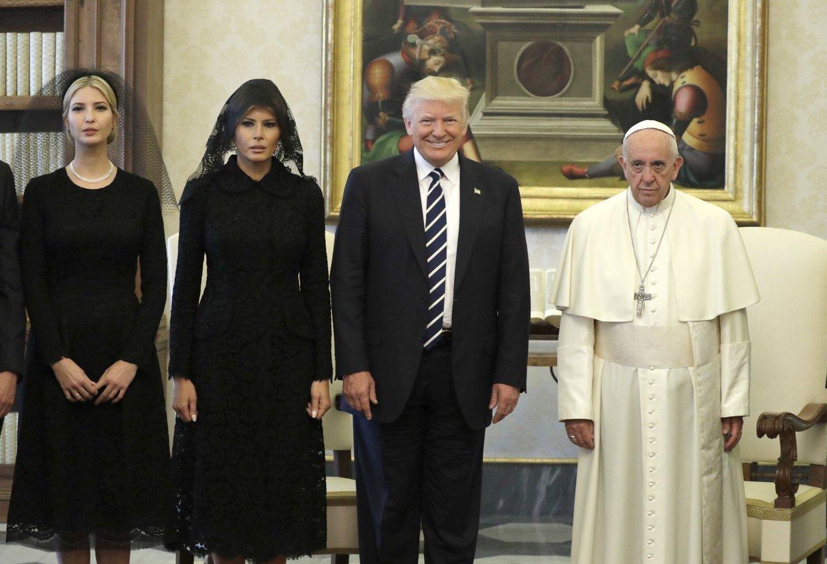 Que Trump sea instrumento de paz: Papa Francisco