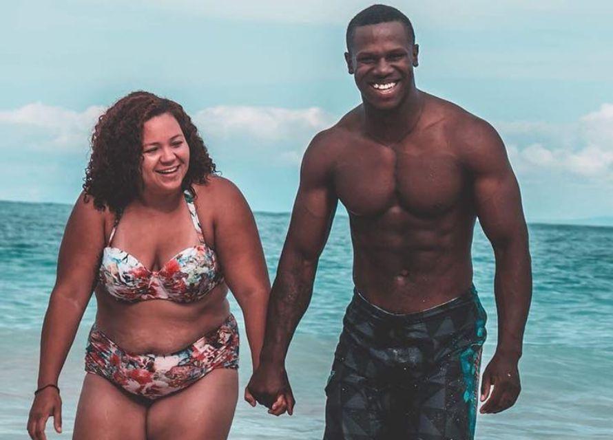 Esta foto de pareja se hizo viral por una inspiradora razón