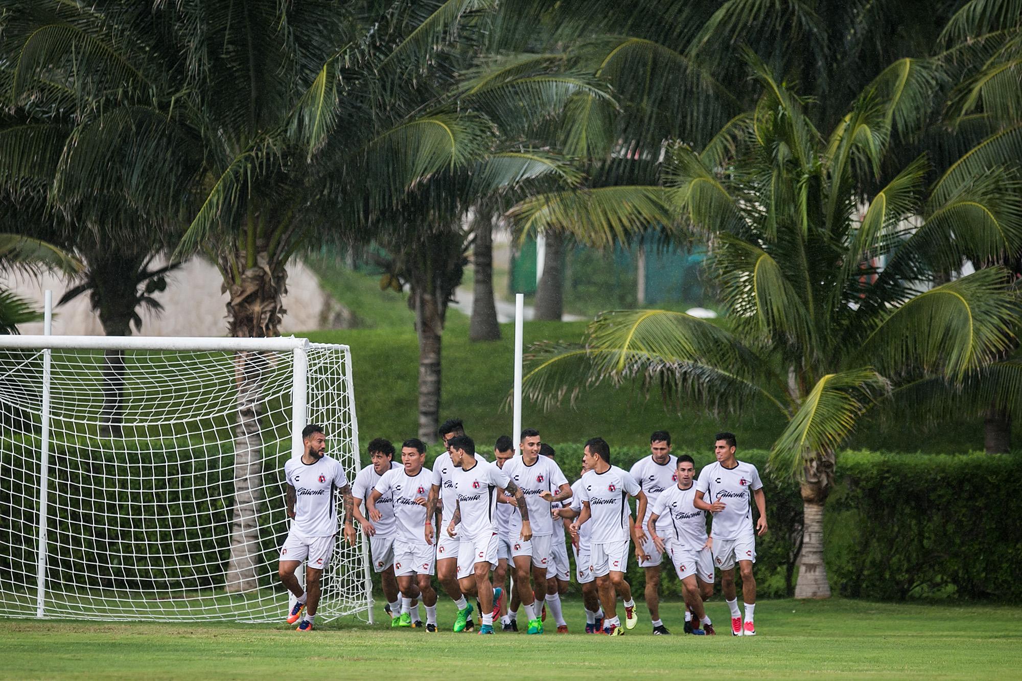 Atlante rescata empate ante Xolos en tercera jornada de Copa MX