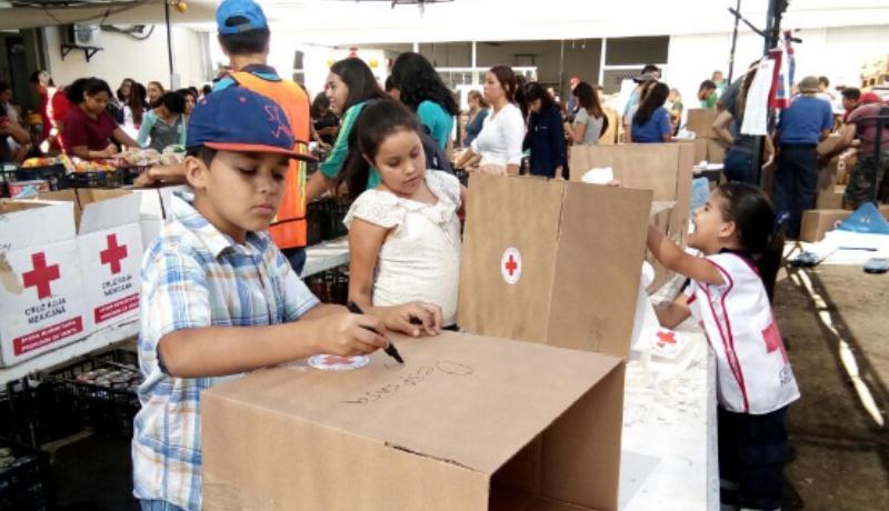 La Cruz Roja Argentina abrazará al Congreso para pedir por una ley