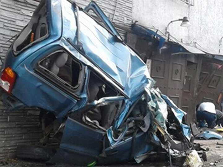 Pipa se queda sin frenos y deja 4 muertos en Constituyentes